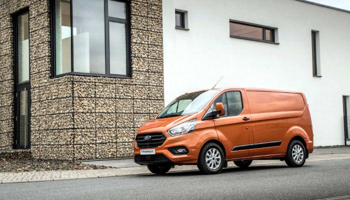 FORD TRANSIT Custom Van 280 L1 Trend 2.0 105 KM