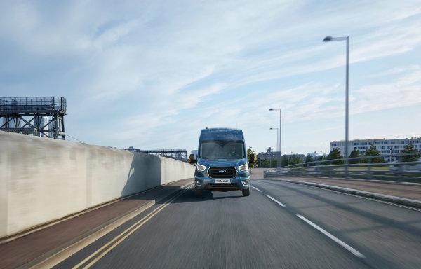 Ford Transit w Plichta