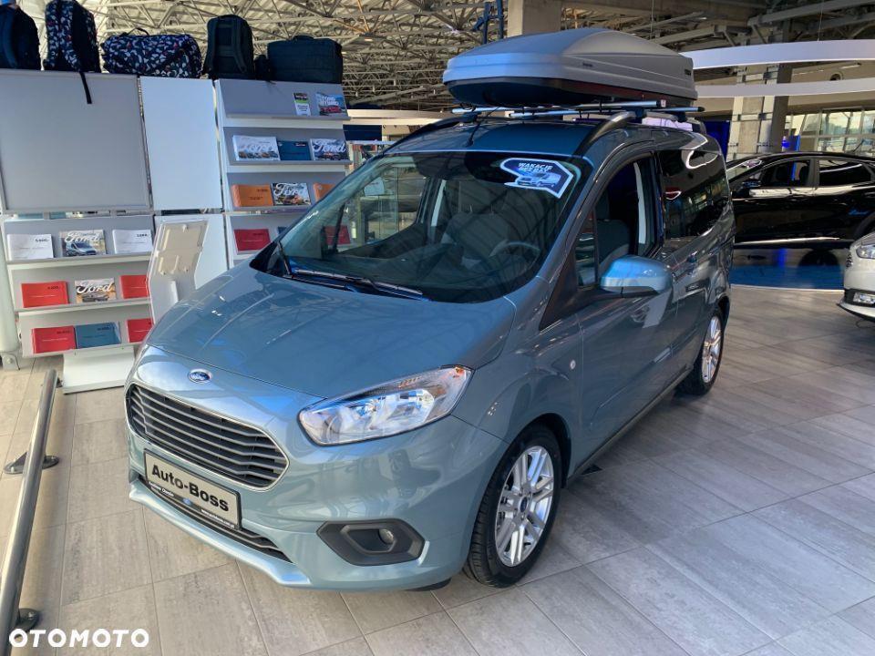 2020 Ford Tourneo-Courier 1.5 TDCi Titanium