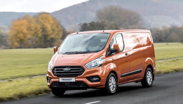 FORD TRANSIT Custom Van 300 L2 Trend 2.0 130 KM