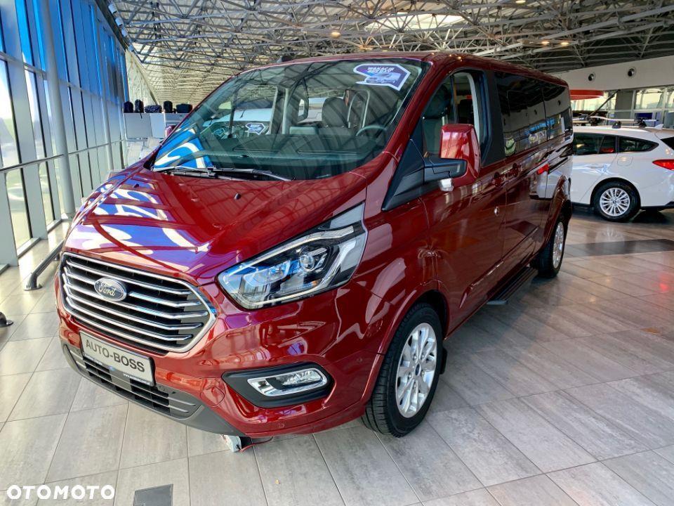 2020 Ford Tourneo-Custom 2.0 EcoBlue L2 Titanium