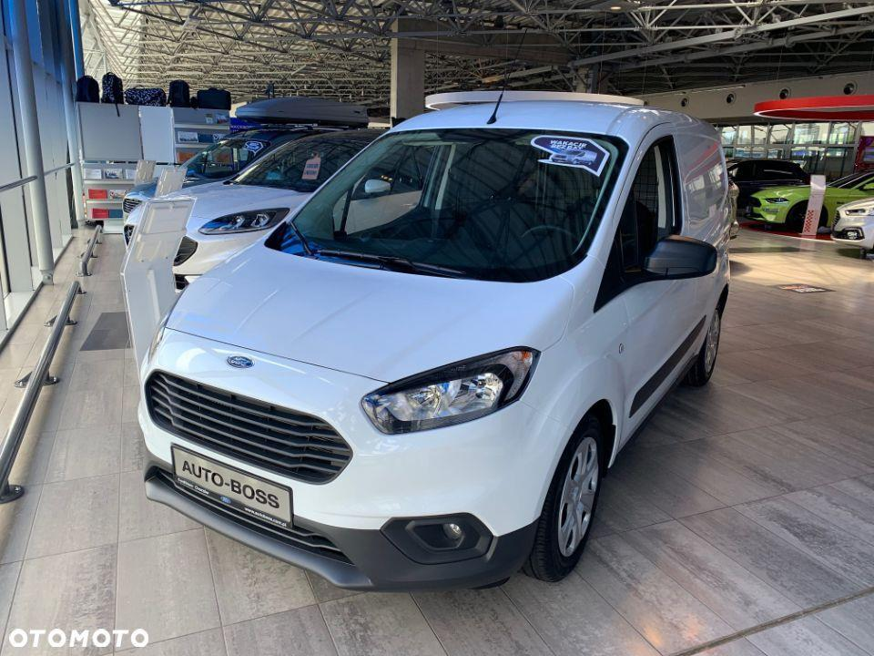 2020 Ford Transit Courier