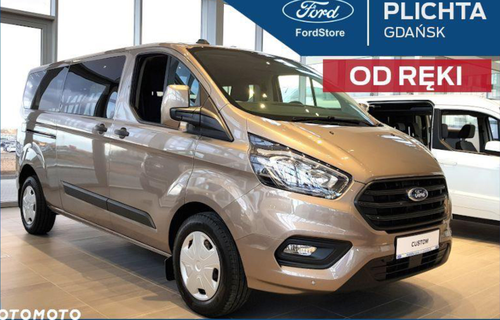 2019 Ford Tourneo-Courier