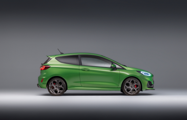 Nowa Fiesta ST w kolorze Mean Green