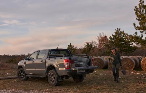 Nowy Ford Ranger Wolftrak
