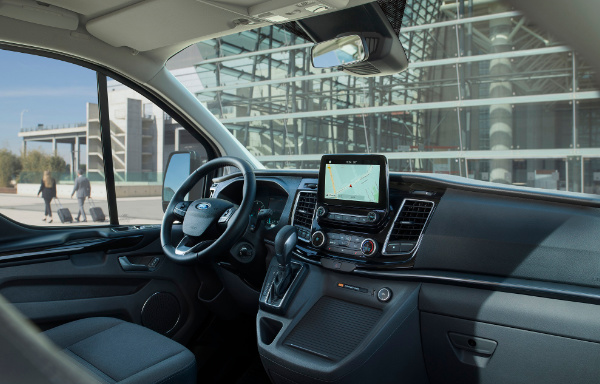 Ford Tourneo Custom w Auto Nobile