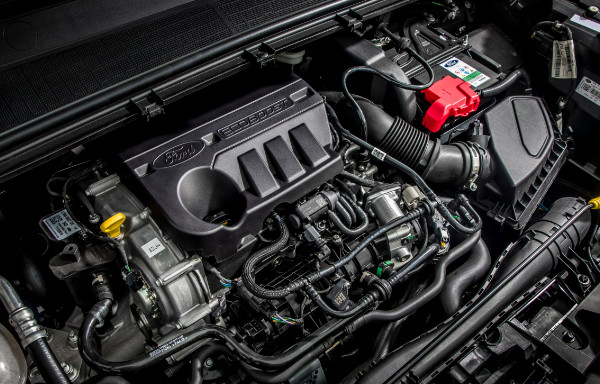 Ford Puma - silnik