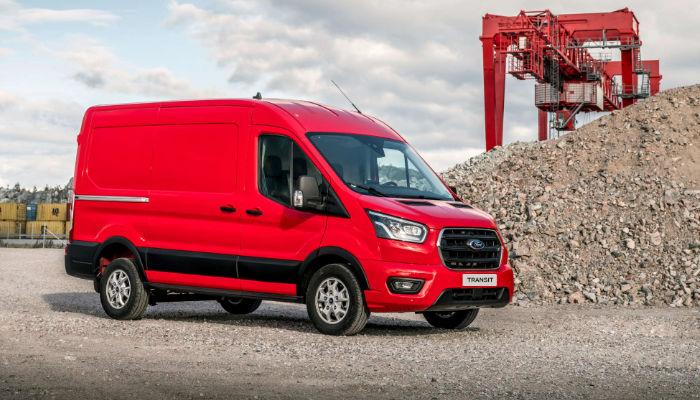 FORD TRANSIT Van 350 L3 Trend 2.0 130 KM