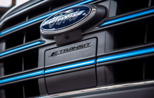 Ford E Transit dla firm