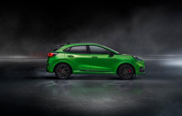 nowy ford PUMA ST - Side
