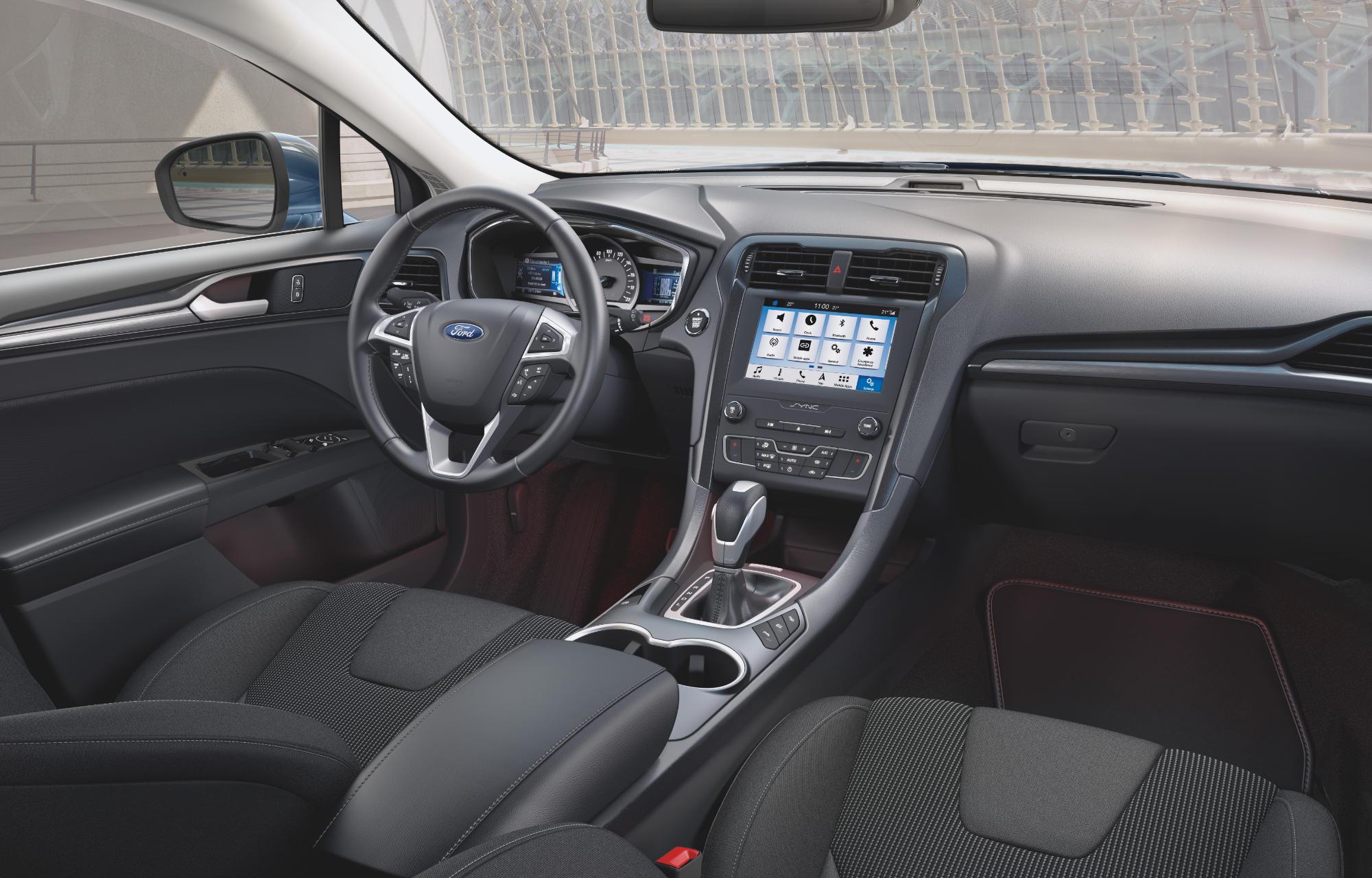 Ford Mondeo w BCH Chwaliński