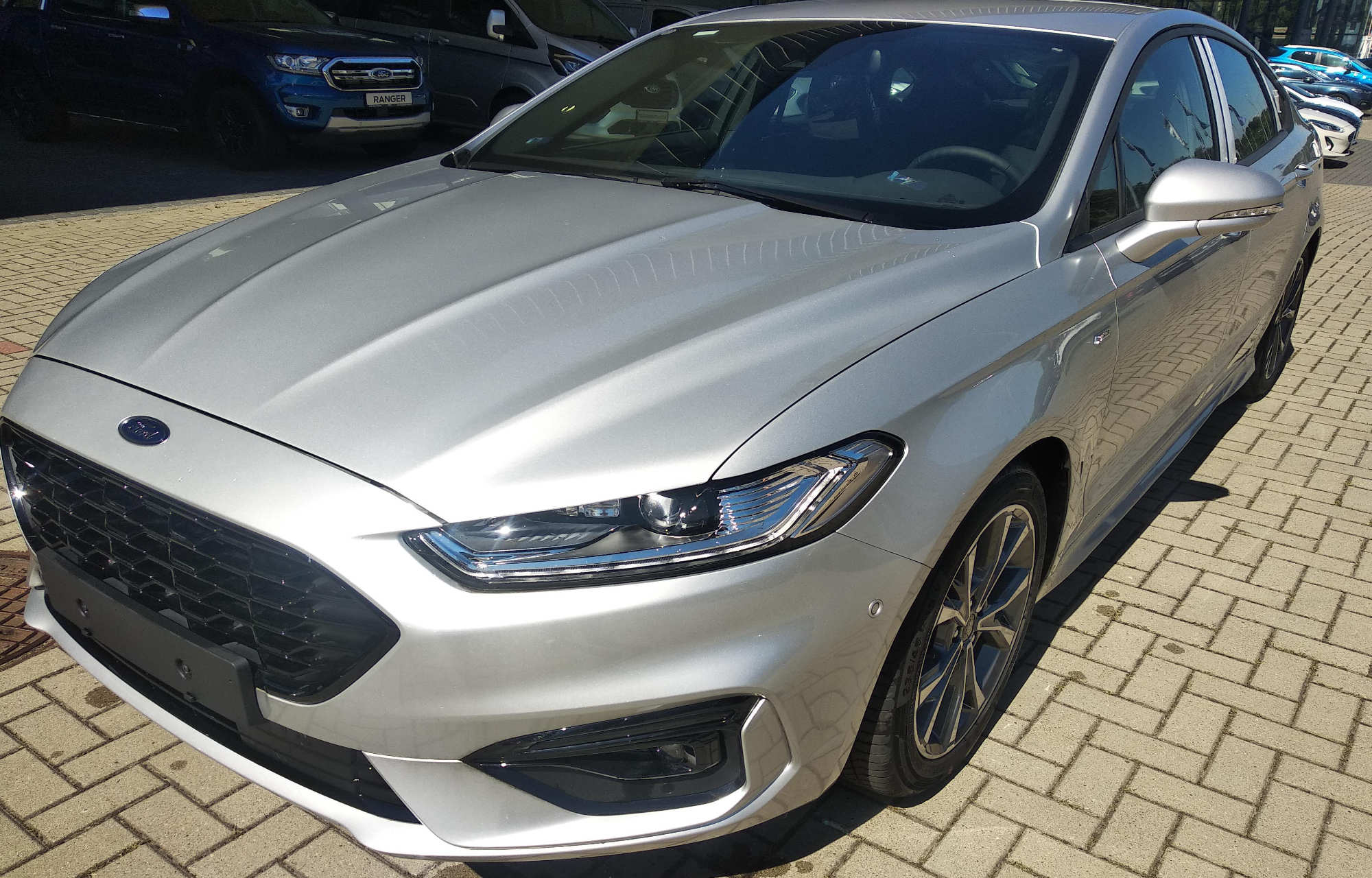 Ford Mondeo ST-Line X