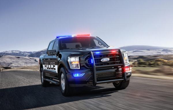 Ford F-150 Police Responder®
