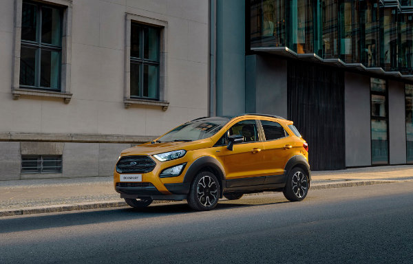 Ford EcoSport Active (1)