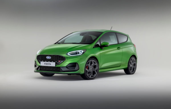 Ford Fiesta ST Mean Green (1)