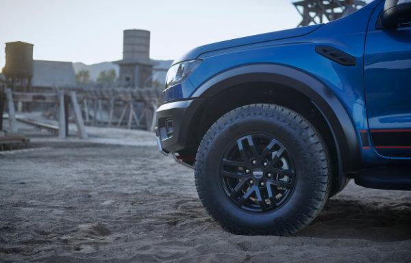 Ford Ranger - opony