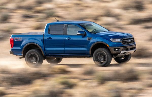 Ford Ranger - Stany Zjednoczone
