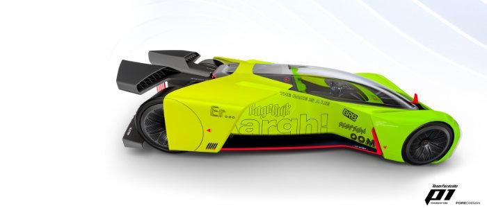 Samochód wyścigowy P1 (2)