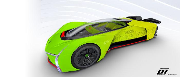 Samochód wyścigowy P1 (3)