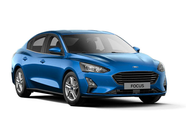 2020 Ford Focus Connected