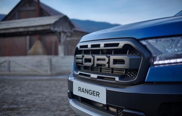 Ranger Raptor Special Edition - zbliżenie