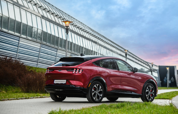 Ford Mustang Mach-E (tył)