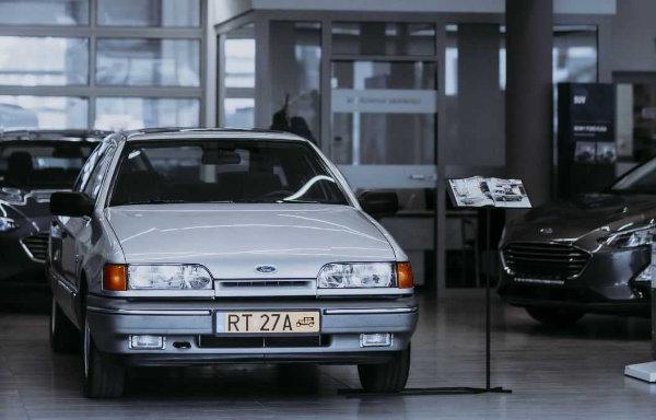 Ford Scorpio (MH Motors 3)