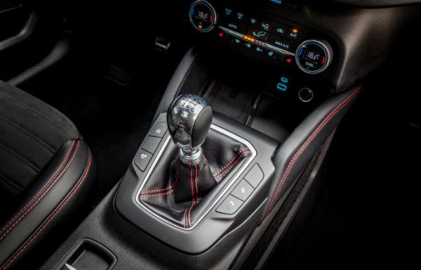 Ford Kuga - skrzynia biegów