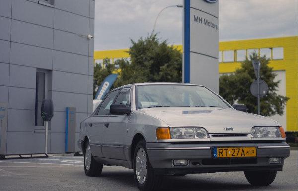 Ford Scorpio (MH Motors 5)