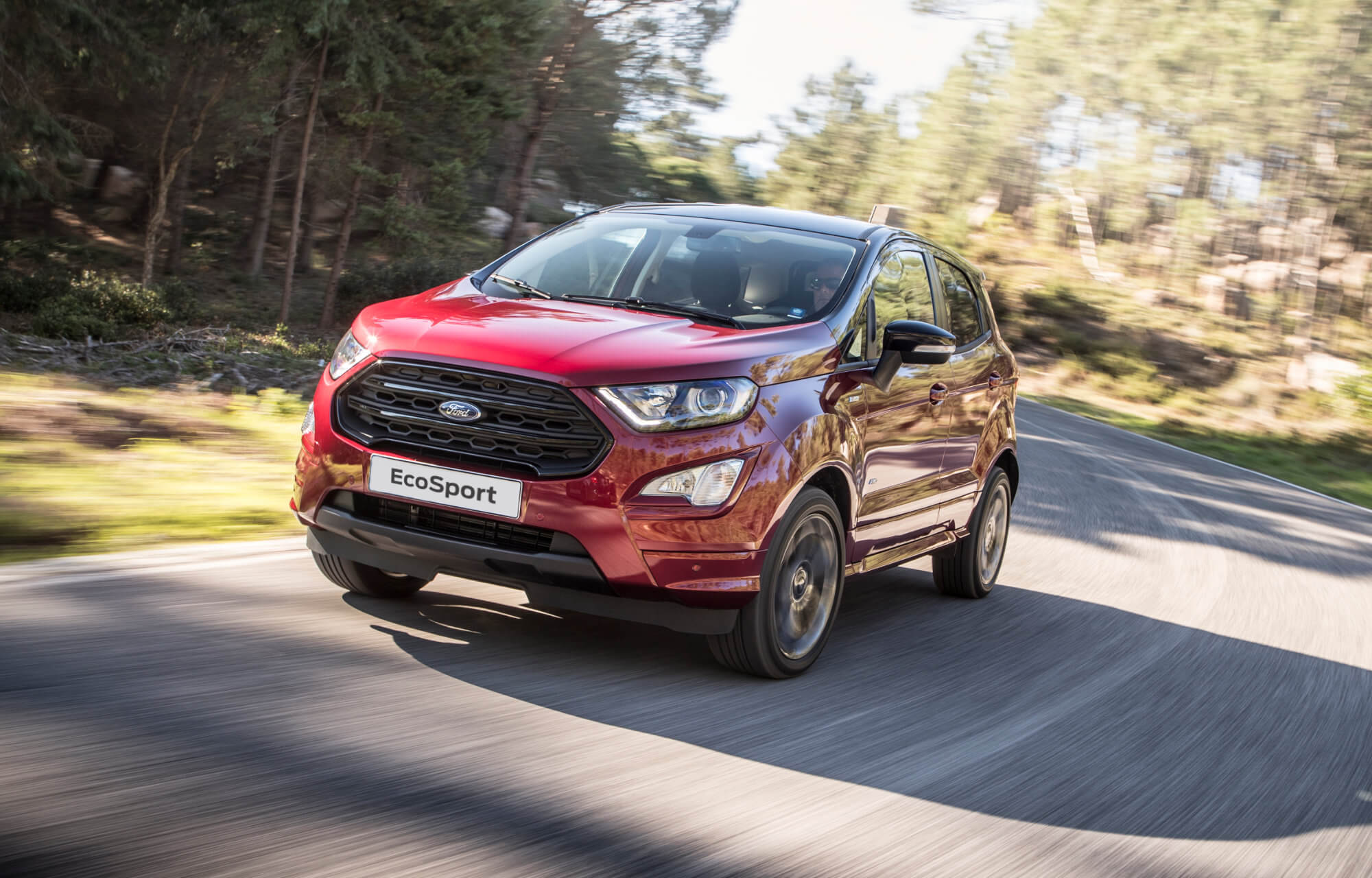 Nya Ford Ford Ecosport