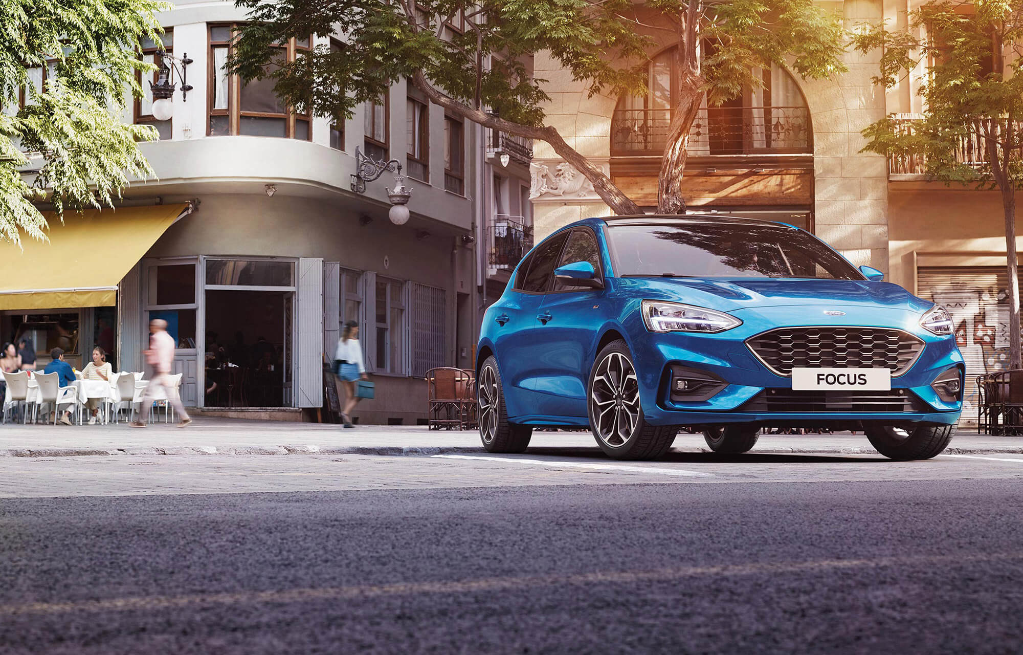 Ford Focus ST-Line Launch