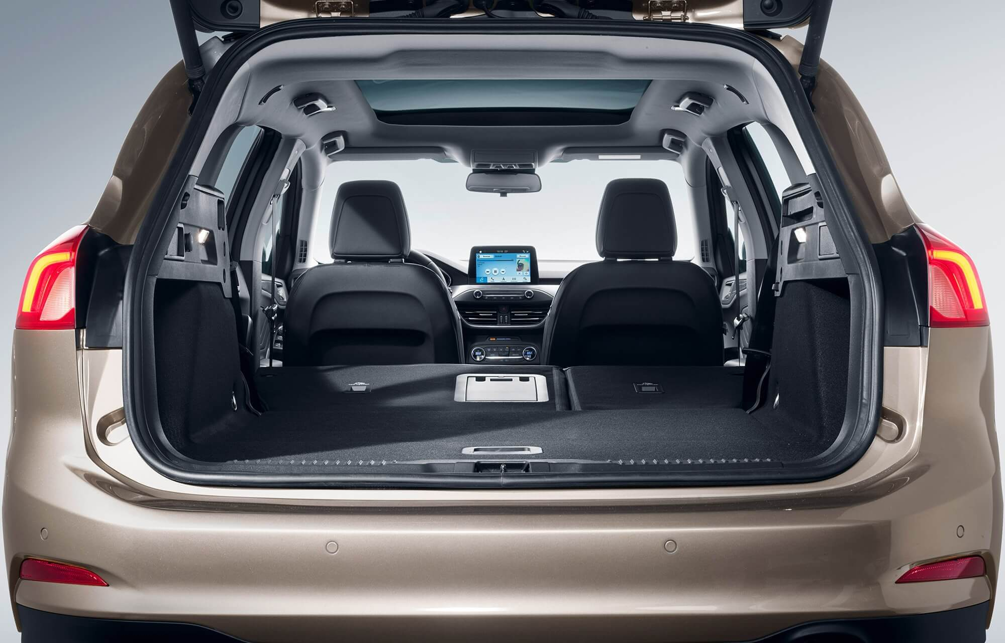 Ford Focus Titanium Launch