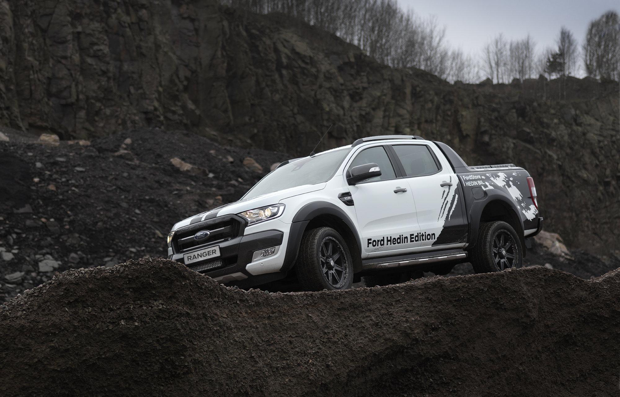 Ranger Wildtrak Hedin Edition