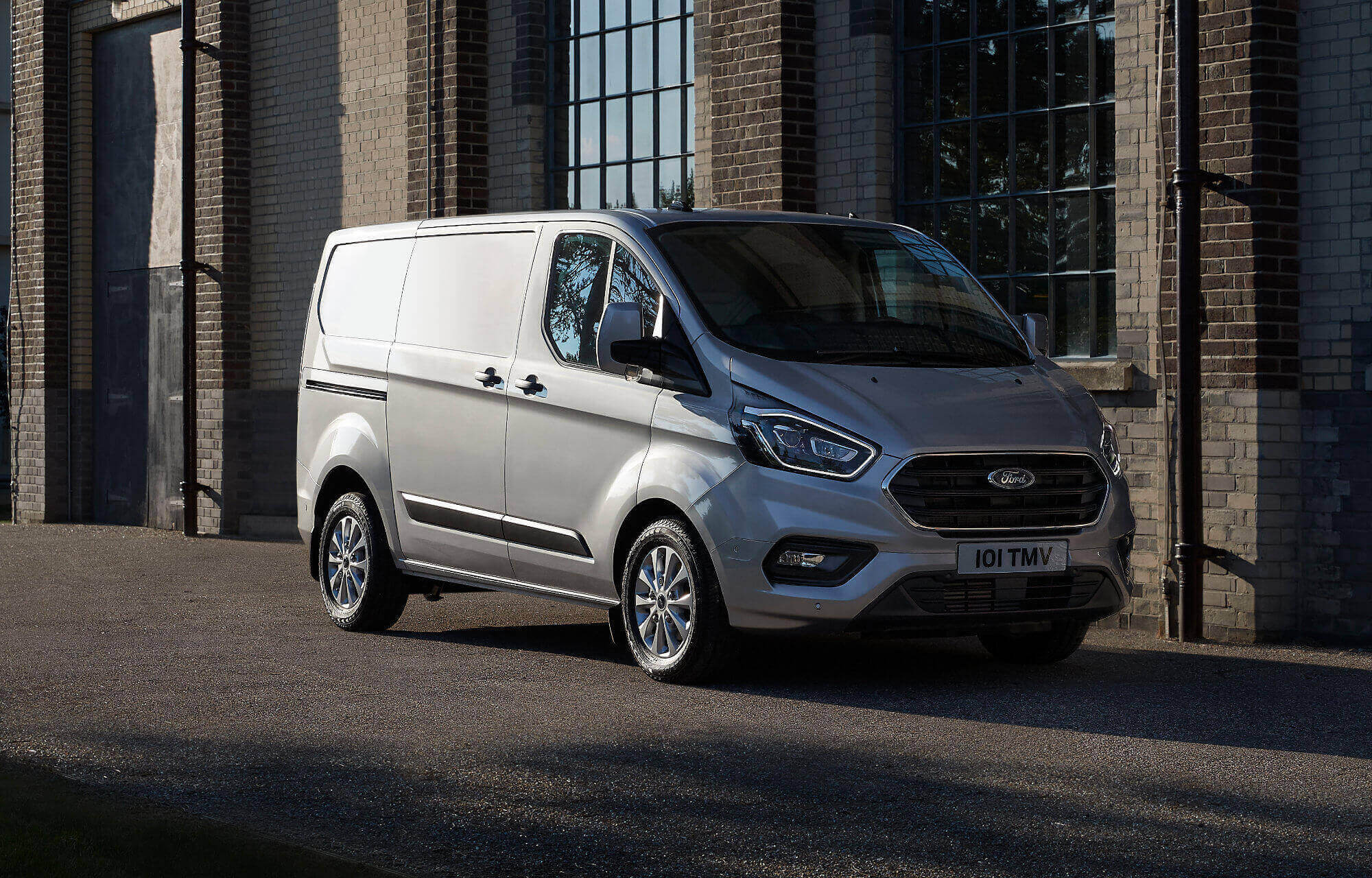 Ford Transit Custom Plug-In-Hybrid
