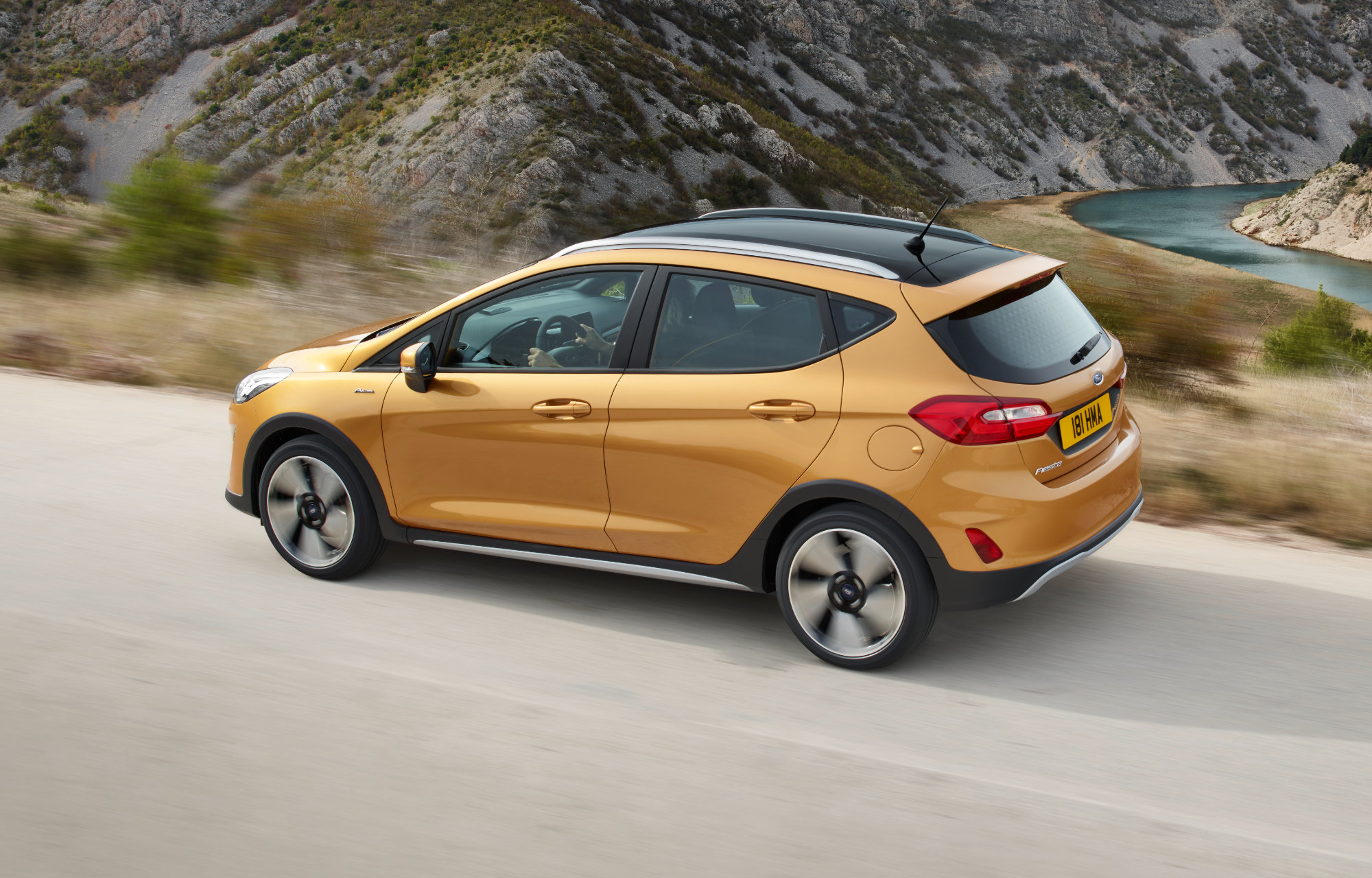 Ford Fiesta Trend Plus