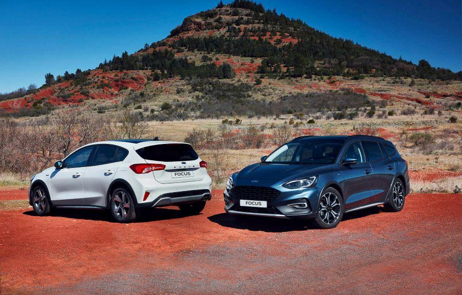 Ford Focus Active - Exteriör 1