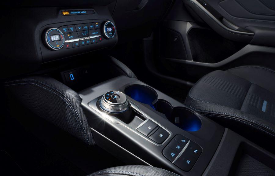 Ford Focus Active - Interiör 4
