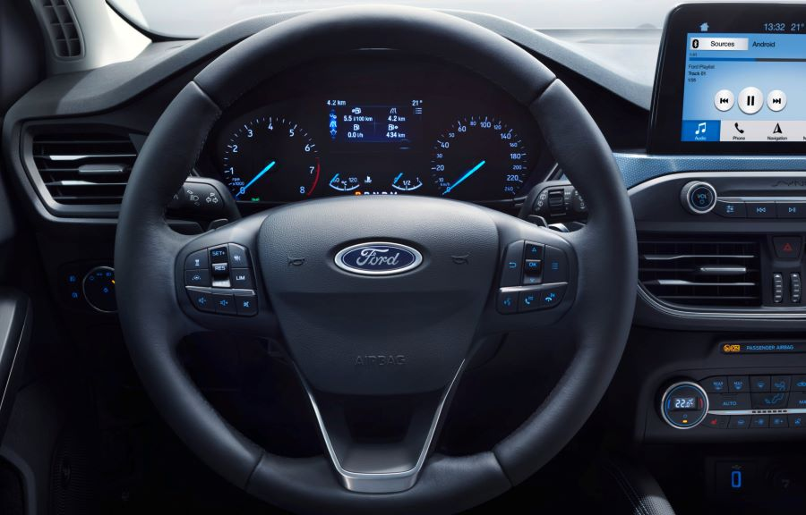 Ford Focus Active -  Interiör 2