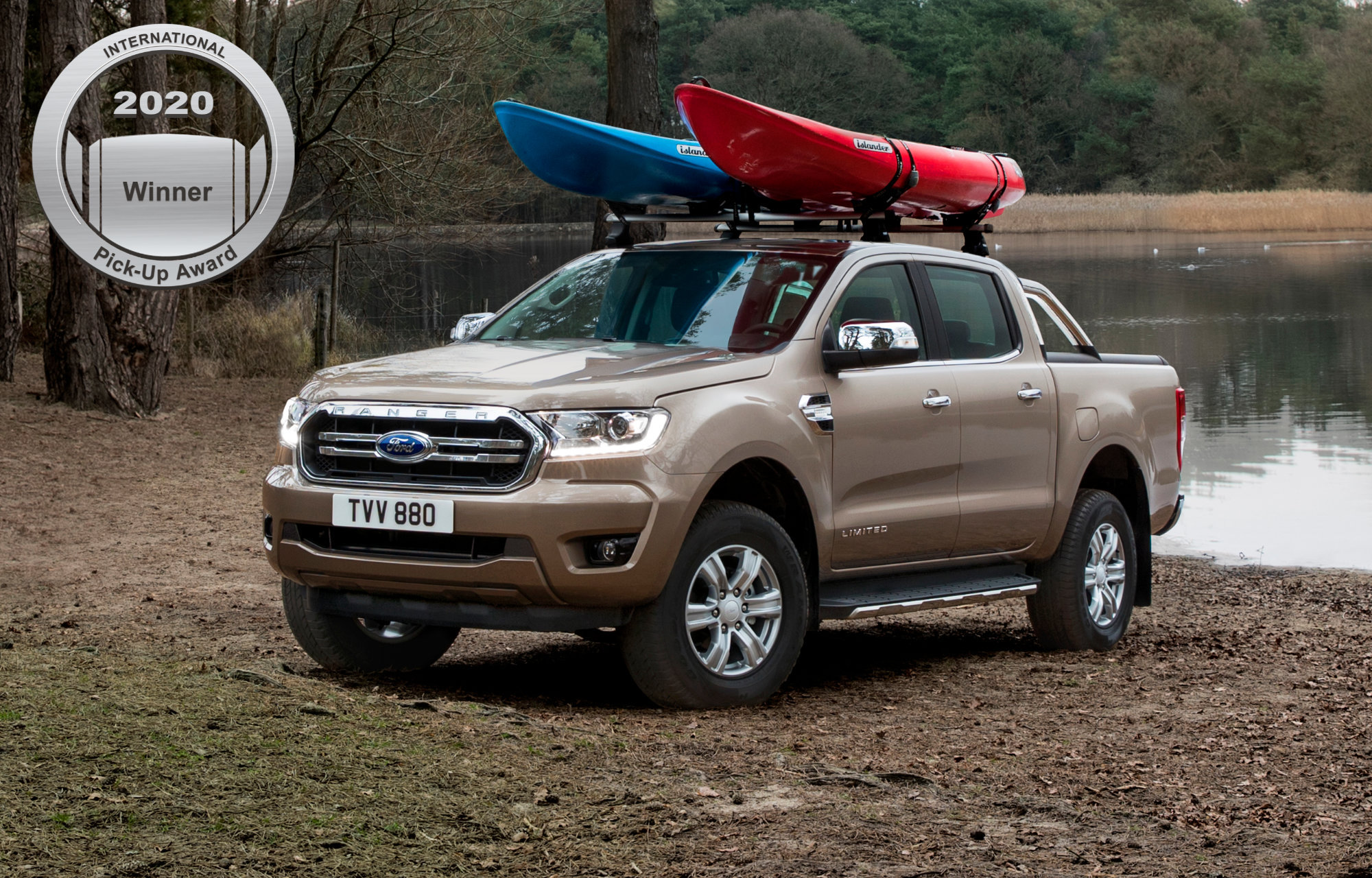 Ford Ranger - Pick-up of the Year