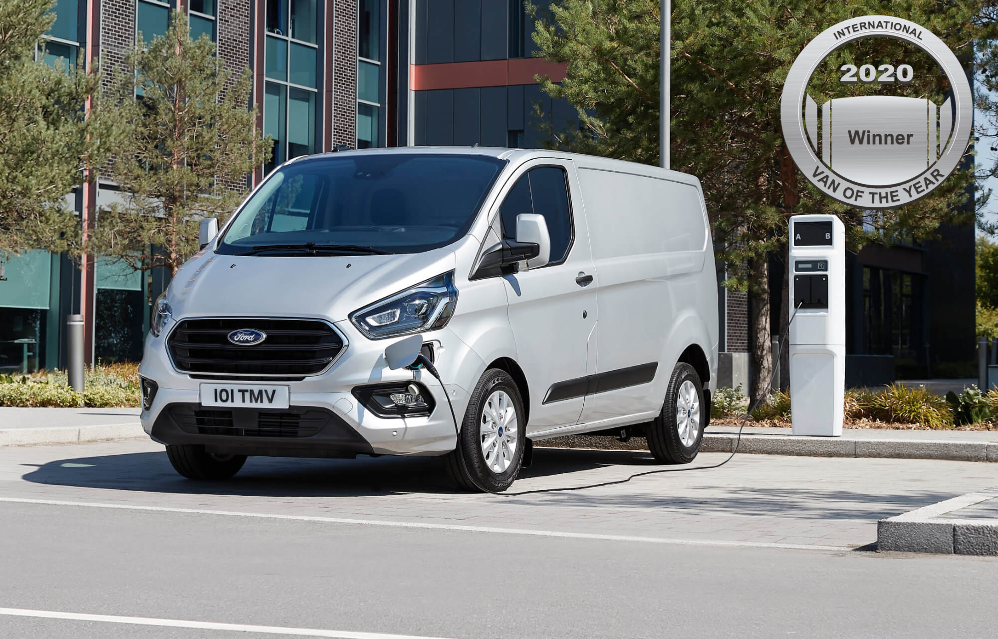 Ford Transit Custom - Van of the Year