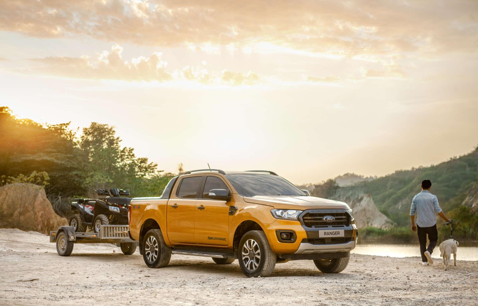 Ford Ranger Work Play ฟอร์ด เรนเจอร์ กระบะพันธุ์แกร่งคู่ใจ