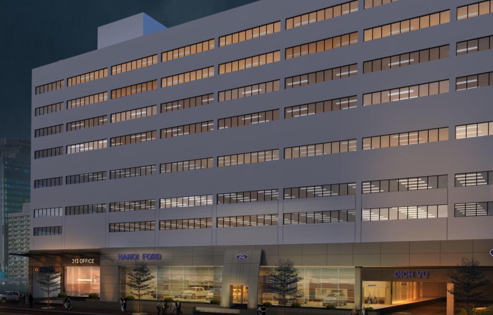 cơ sở mới của Hà Nội Ford