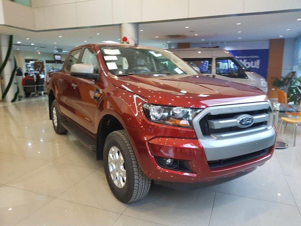mua Ford Ranger tai Ha Noi Ford