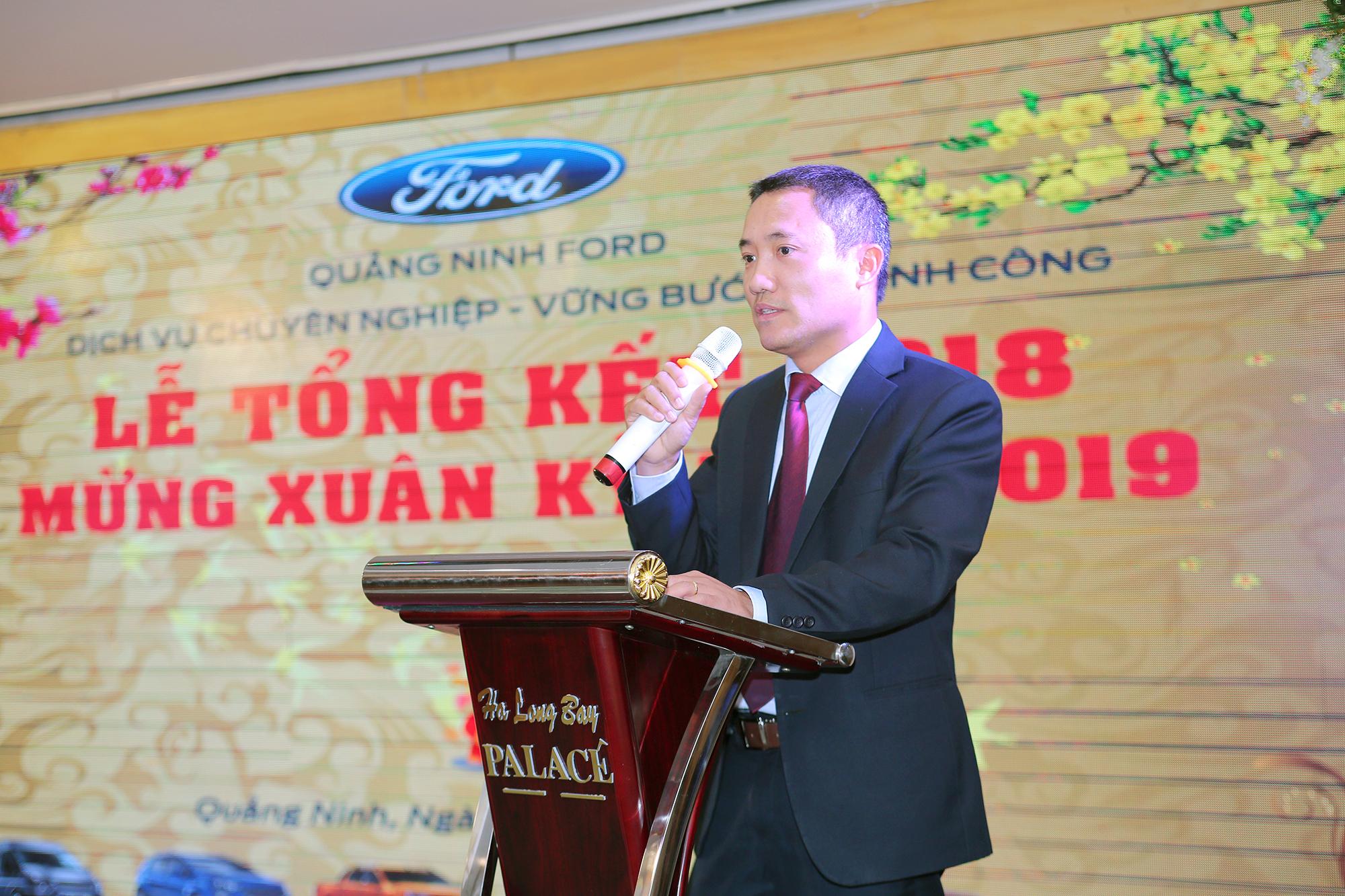 TGĐ Phạm Minh Dũng phát biểu tổng kết