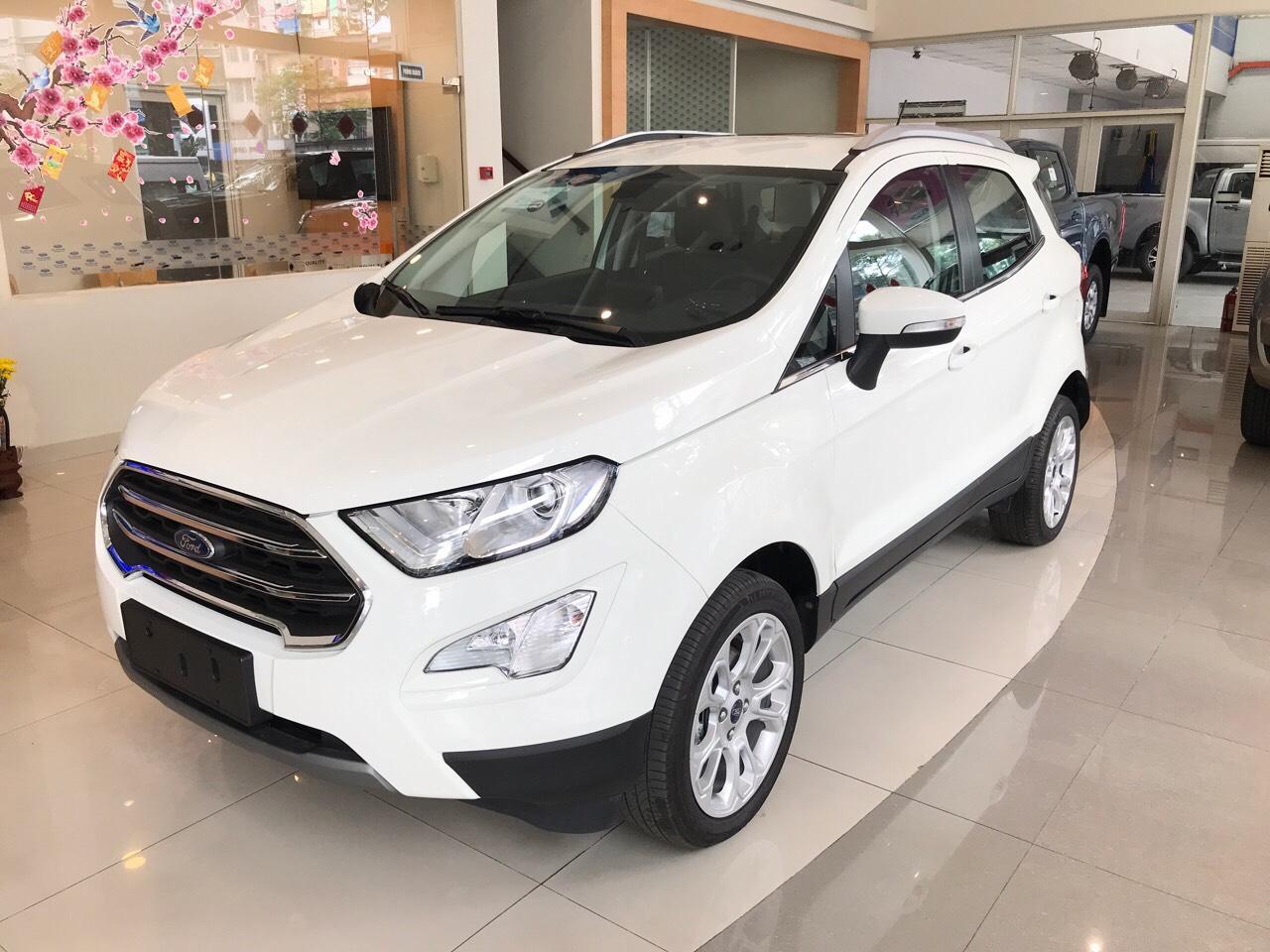 Hình 6: Xe New Ford Ecosport 2018