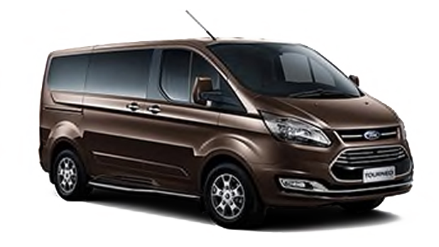 Ford Tourneo 2.0L EcoBoost Trend