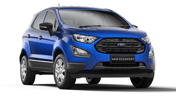 Ford Ecosport 1.5 Petrol Ambiente M