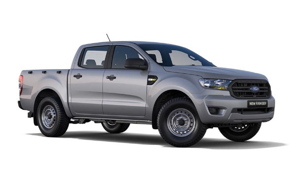 New Ford Ranger 2.2 XL 4x2 Double Cab A/T
